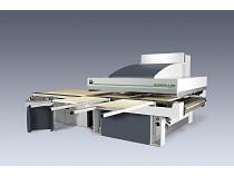 Пресс для склеивания ProfiPress L II 2500 больше производительности и гибкости при производстве щитов из массивной древесины