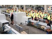 Дни производителей упаковки на Weinig Dimter: большой успех оборудования для раскроя