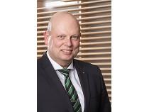 Директор по продажам и маркетингу Weinig Грегор Баумбуш празднует пятидесятилетие