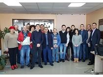 Компания «ЭксПроф» провела обучающий семинар для стратегического партнера в Молдавии