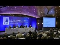 Международная пресс конференция, посвященная 50 летию выставки R+T в Стамбуле